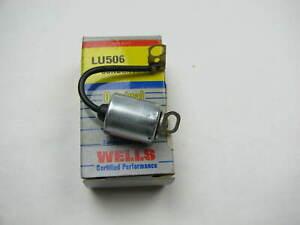 Ignition Condenser Wells LU506