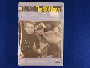 The 400 Blows - Brand New Still Sealed - DVD - Free Postage !!