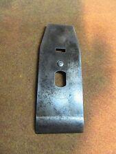 "Stanley No.4,5 Plane Chip Breaker,2"",marked Dec 1867,1872-93 ~GOOD    #S12.20.16"