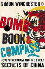 Bomb, Book and Compass: Joseph Needham and the great secrets of China-ExLibrary