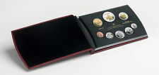 2006 PROOF DOUBLE DOLLAR SET - CANADIAN 8-COIN SET - CASE, BOX & CERTIFICATE