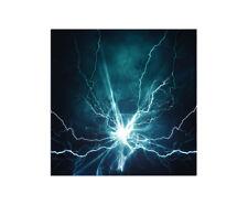 80x80cm Blitze Elektrizität Lichter