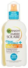 Garnier Ambre Solaire Clear Spray SPF20 200ml