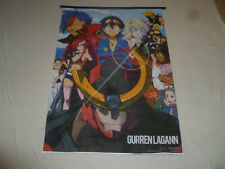 Gurren Lagann Aniplex Gainax Cloth Banner Japan Anime Manga Kazuki Nakashima