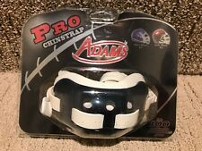 Adams Usa Pro-100 4S 4-Point Low Football Chin Strap Navy New