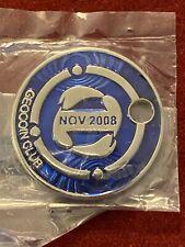 Pathtag 7761 - Geocoin Club November 2008