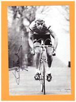 SPORT VELO Tour France Willy DE GEEST EQUIPE Allemande ROKADO / Dédicacée main
