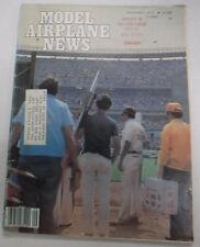 Model Airplane News Magazine Big Sugah & De Bolt September 1977 072115R2
