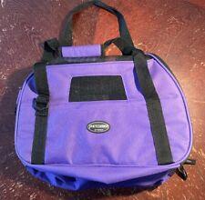 Petcomer Pet Traveler Purple Tote Bag