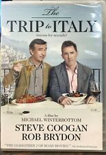 The Trip to Italy (DVD, 2014) NEW SEALED