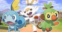 Pokemon Sword & Shield Shiny Starters-6iv 100%Legit! Nintendo Switch