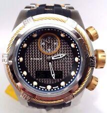 Invicta Reserve 12490 52mm Bolt Zeus Intrinsic Analog & Digital Strap Watch READ