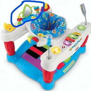 Fisher-Price Little Superstar Step 'n Play Piano Walker Replacement Mirror Toy