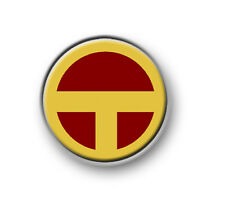"RED TORNADO / 1"" / 25mm pin button / badge / DC Comics / film / movie / TV"