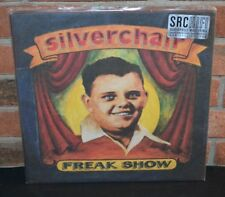 SILVERCHAIR - Freak Show, LTD 2LP 180G RED COLORED VINYL Gatefold, NEW