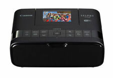Canon SELPHY CP1200 Dye-Sub Photo Printer - Black