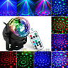 LED Galaxy Starry Night Light Projector Ocean Star Sky Xmas Party Birthday Lamp
