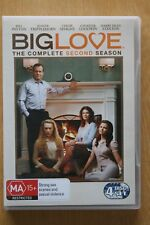 Big Love : Season 2 (DVD, 2008, 5-Disc Set)   Preowned (D216)