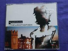 Neuroticfish Prostitute single maxi CDVG industrial EBM 4 tracks goth