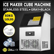 Macchina per cubetti di ghiaccio Bar pulizia automatica Isolamento termico