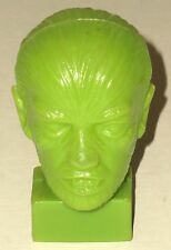 """1964 THE WOLF MAN PENCIL SHARPENER green 3"""" UNIVERSAL MONSTERS abg products"""