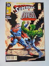 1x COMIC-DC Dino crossover, Superman & Savage Dragon n. 34-ad 1/1 -