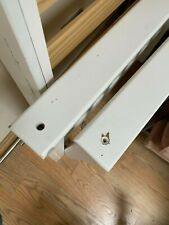 Single Bed 3ft Solid Wooden Frame - White