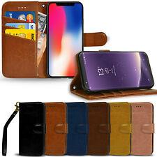 Handy Tasche Schutz Hülle Book Case Flip Cover Wallet Handy Hülle Magnet Tasche