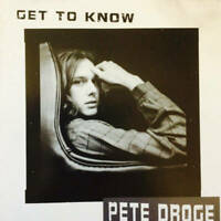 Pete Droge Get To Know CD Fifty Seven Records 1998 NEW