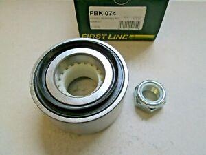 RENAULT 20 Trafic VAUXHALL Arena MK1 FRONT First Line FBK074 Wheel Bearing Kit