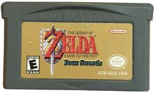 Zelda A Link To The Past Four Swords Cart Only Game Boy Advance (AGB-AZLE-USA)