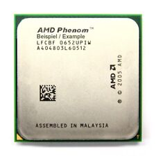 AMD Phenom x 3 8650 2. 30ghz/2mb Base/Socket Am2 +Hd8650wcj3bgh Eriple Core