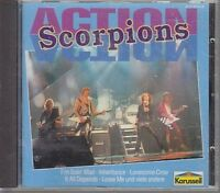 Scorpions Action [CD]