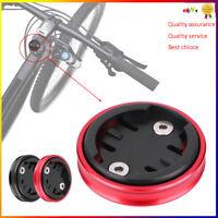 Useful Bike Stem Headset  Cap Mount Bracket Holder for GARMIN Aluminum