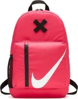 Nike Elemental Sports Backpack Rucksack Girls Ladies Bag  BA5405-622 - Rush Pink