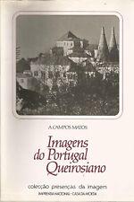 CAMPOS MATOS IMAGENS DO PORTUGAL QUEIROSIANO + PARIS POSTER GUIDE ENGLISH