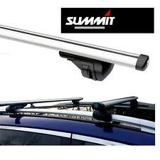 Cross Bars Roof Rack Aluminium Locking fits Peugeot 207 SW 2007-2012