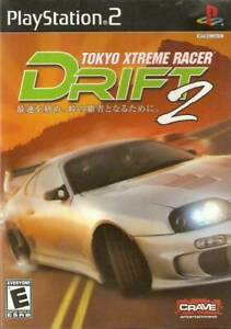 Tokyo Xtreme Racer Drift 2 PS2 Playstation 2 Complete Game