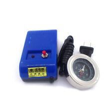 220V Watch Jewelry Demagnetization Watch Demagnetizer Degausser w/Compass