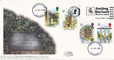1989 Archeology (Stamps) - RM - Aveling Barford Slogan