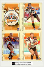 2003 Select NRL XL Card Series Game Worn Guernsey Redemption Jc2 Steve