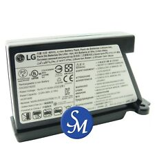 EAC62218202 Rechargeable Battery,Lithium  x Robot asporapolvere LG DATA 2018 ori