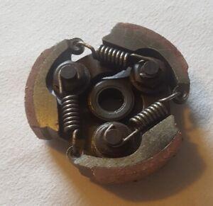 3 Backen Kupplung ohne Nut 49cc Pocketbike Dirtbike Mini ATV Miniquad N61b P