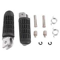 Front Footrests Foot Pegs Peg For Honda CBR1100XX CB250F CB900F VTR1000 CB400