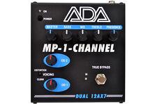 A/DA MP-1-Channel Dual 12AX7 Clean Overdrive Distortion Pedal