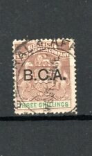 More details for nyasaland - british central africa 1895 3s rhodesia bca opt fu cds
