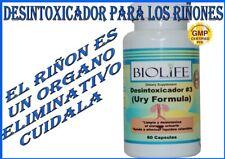 DESINTOXICADOR PARA LOS RIÑONES  ( 100% Natural)