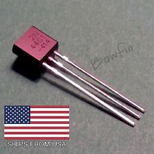 (10 Pack) 2N4401 NPN Transistor 40 V 600 mA 4401 TO-92 - Free Shipping from USA!