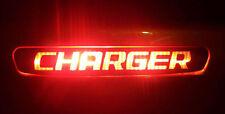 2006-2010 Dodge Charger 3rd Brake Light Overlay Decal V6 V8 R/T 2007 2008 2009