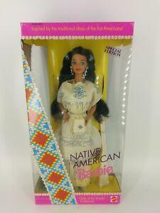 Mattel Native American Barbie